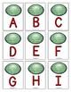 Special Education - Kindergarten- Alphabet Match  Alphabet