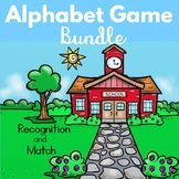 Special Education- Kindergarten- Alphabet Bundle- Recognit