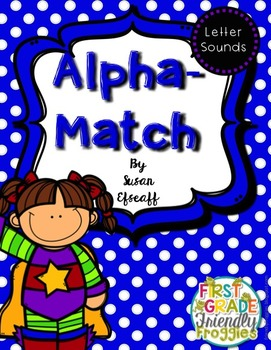 Alphabet Match - Interactive Flaps