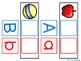 Alphabet Match It