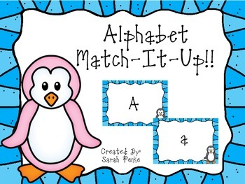 Alphabet Match-It Up!!