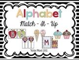 Alphabet Match-It-Up