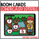 Alphabet Match (Lowercase Letters) BOOM CARDS™