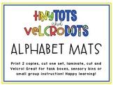Alphabet Match Mats
