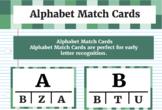 Alphabet Match Set