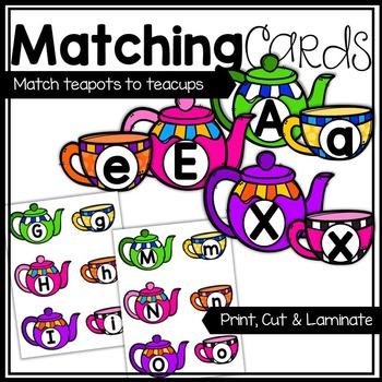 Alphabet Match & SmartBoard Game