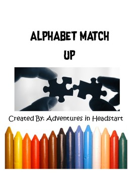 Alphabet Match Up