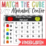 Alphabet Match the Cube