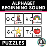 Alphabet Matching Beginning Sounds Puzzles Fairy Tales The