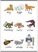 Alphabet Matching Board & Cards