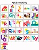 Alphabet Matching Folder Game for Early Childhood Special
