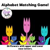 Alphabet Matching Game!