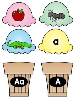 Beginning Sound Matching Game | Letter Sounds Worksheets