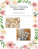 Alphabet Matching Game