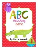 Alphabet Matching Game (ABC Review)