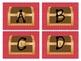 Talk Like a Pirate Alphabet Matching Game
