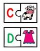 Alphabet Matching Puzzles:  ABC Puzzles Center