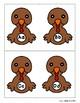 Alphabet Matching Turkeys Center