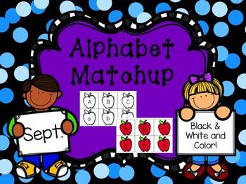 Alphabet Match {September}