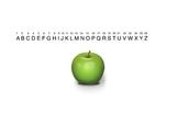 Alphabet Math