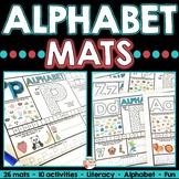 Alphabet Letter Mats