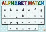 Alphabet Mats (Alphabet Match & Beginning Sounds)