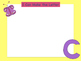 Alphabet Mats: Making Letters with Playdough