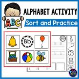 Beginning Sound Worksheets | Letter Sound and Letter Recognition