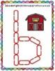 Alphabet Mats for Links - ENGLISH Lowercase (Playdough Alt