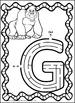 Alphabet Mazes Featuring Animals A thru Z
