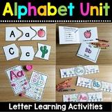 Alphabet Unit Bundle