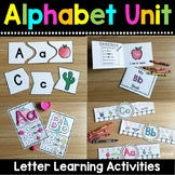 Alphabet Unit Bundle