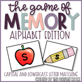 Alphabet Memory Distance Learning