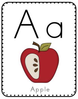 Alphabet Memory Cards - BUNDLE