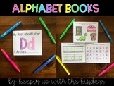 Alphabet Mini Book