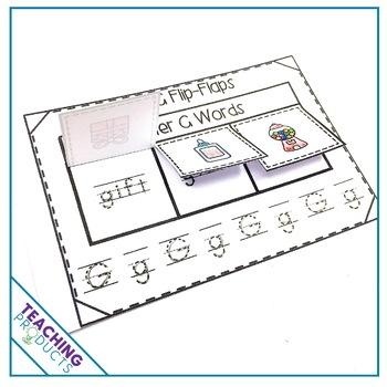 Interactive Alphabet Mini Books