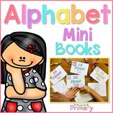Alphabet Mini Story Books    Distance Learning