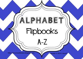 Alphabet Mini Books 26 Foldable Books
