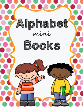Alphabet Mini Books