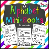 Alphabet Mini-Books