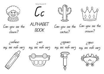 #Friday13th Alphabet Mini Books COMPLETE SET OF 26
