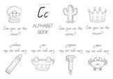 Alphabet Mini Books COMPLETE SET OF 26
