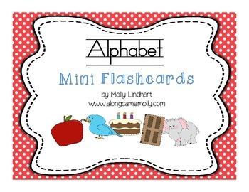 Alphabet Mini Flashcards