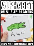 Alphabet Mini Flip Books