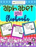 Alphabet Mini-Flipbook: Pre-K and Kinder