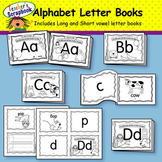 Alphabet Mini Letter Books