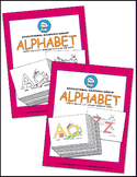 Alphabet Mini-Posters and Worksheets ♥ BUNDLE ♥
