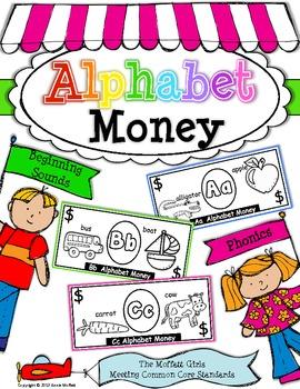 Alphabet Money