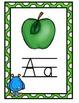 Alphabet Posters - Monster themed