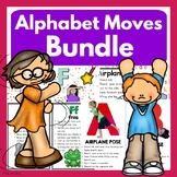 Alphabet Movement Bundle